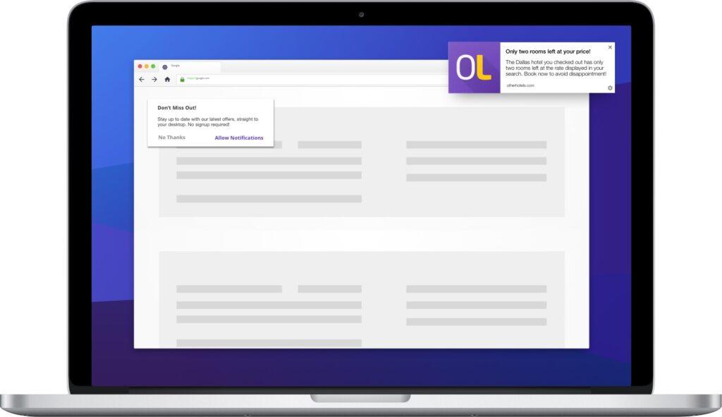 Acquisition Web Messaging