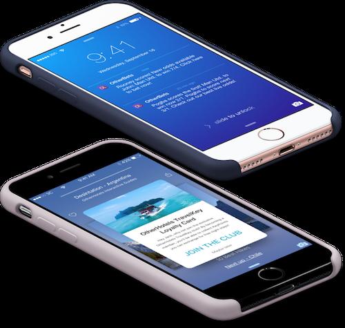 Acquisition App Messaging