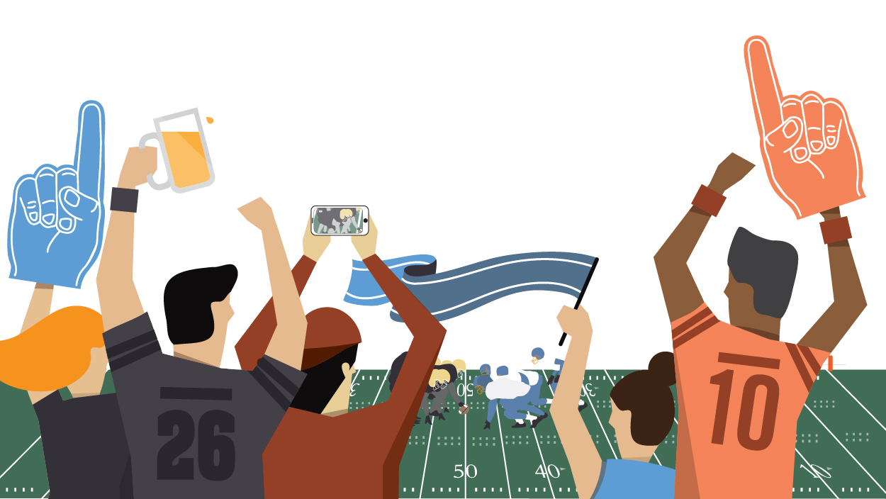 What's the future of sports fan engagement look like?